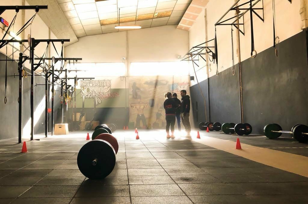 Clases de CrossFit Leganes